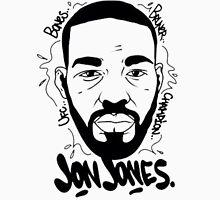 Jon Bones Jones Drawing Unisex T-Shirt