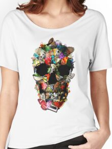 Fragile Skull 2 Women's Relaxed Fit T-Shirt