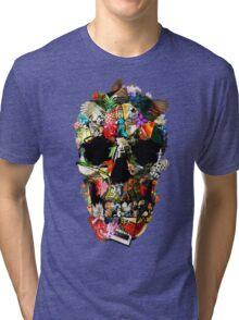 Fragile Skull 2 Tri-blend T-Shirt