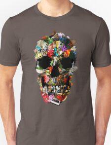 Fragile Skull 2 Unisex T-Shirt