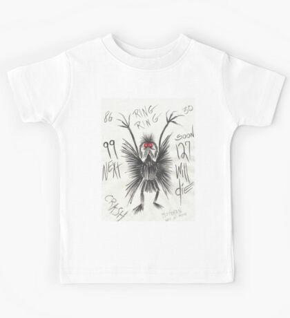 Moth Man Kids Tee