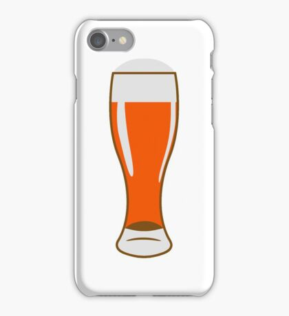 Beer Beer Glass iPhone Case/Skin