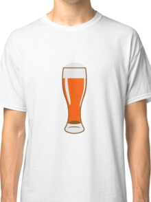 Beer Beer Glass Classic T-Shirt
