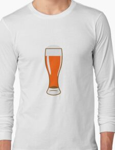 Beer Beer Glass Long Sleeve T-Shirt