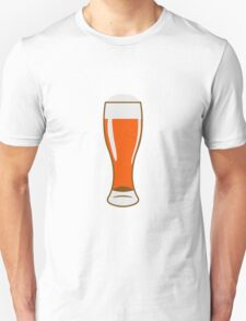 Beer Beer Glass Unisex T-Shirt