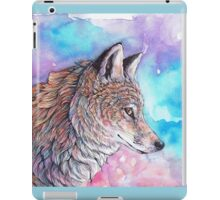 On Looker Fox iPad Case/Skin