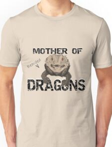 Mother of Bearded Dragons Unisex T-Shirt