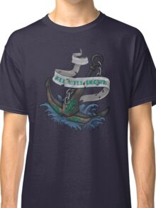 All Will Drown Classic T-Shirt