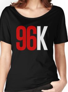 96k Inverted Colors Women's Relaxed Fit T-Shirt