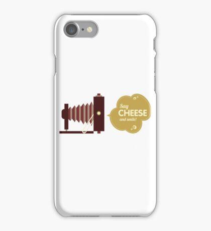 Cheese iPhone Case/Skin