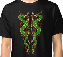 Celtic Dragon Pair Classic T-Shirt