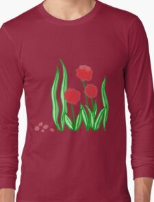 Winchester Blooms Long Sleeve T-Shirt