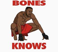 Jon Jones BONES KNOWS Unisex T-Shirt