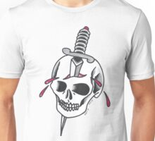 Skull and Dagger Unisex T-Shirt