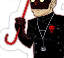 Dr Killinger Sticker