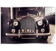 Rolls Royce Poster