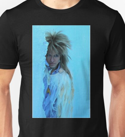 His Cold Stare Unisex T-Shirt