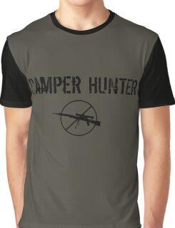 Camper Hunter Graphic T-Shirt