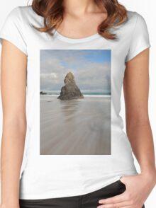 Sango Bay Rock Women's Fitted Scoop T-Shirt