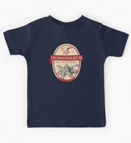 Erebor Dragonbrew Kids Tee