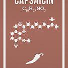 Capsaicin by Compound Interest