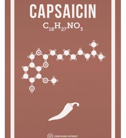 Capsaicin Sticker