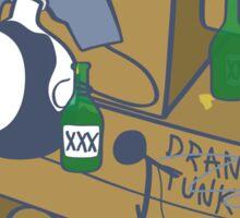 Alcoholic Armor Sticker