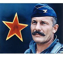 Colonel Robin Olds Photographic Print