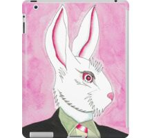 Well Dressed Bunny iPad Case/Skin