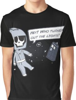 Lights out! Graphic T-Shirt