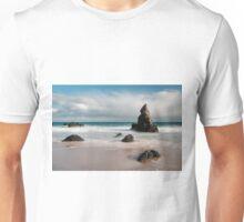 Rocky Beach on Sango Bay Unisex T-Shirt