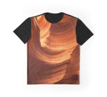 Rattlesnake Canyon, Page, Arizona Graphic T-Shirt