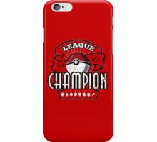 PokeChampionship iPhone Case/Skin