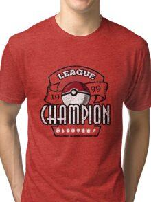 PokeChampionship Tri-blend T-Shirt