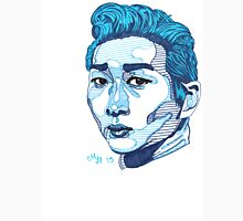 Onew All Blue Line Style Unisex T-Shirt