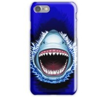Shark Jaws Attack iPhone Case/Skin