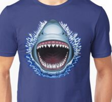 Shark Jaws Attack Unisex T-Shirt