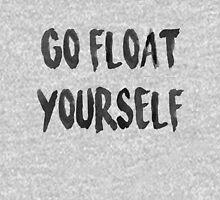 Go float yourself Mens V-Neck T-Shirt