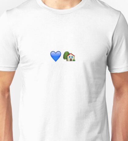 Troye Sivan Blue Neighborhood Emojis Unisex T-Shirt