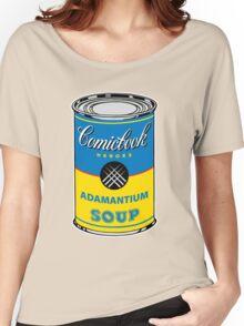 Adamantium Soup Women's Relaxed Fit T-Shirt