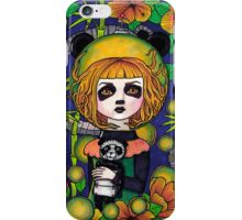 Planet of the Pandas iPhone Case/Skin