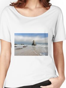 Happy Day on Sango Bay Women's Relaxed Fit T-Shirt