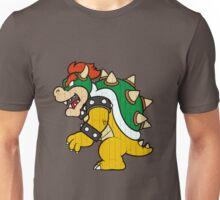 Wooden Bowser Unisex T-Shirt