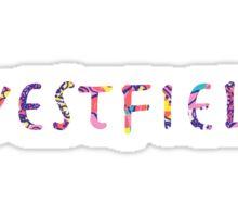 westfield Sticker