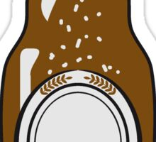Beer Beer Bottle thirst booze Sticker