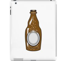 Beer Beer Bottle thirst booze iPad Case/Skin