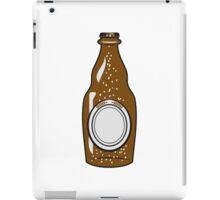 Beer Beer Bottle thirst booze iPad Case/Skin