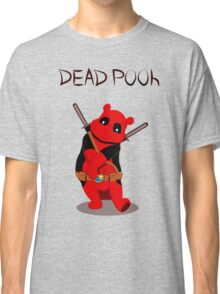 Funny Deadpooh Classic T-Shirt