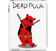 Funny Deadpooh iPad Case/Skin