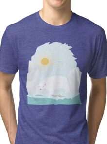 The Polar Bear Tri-blend T-Shirt